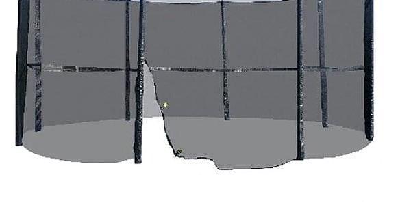 Náhradní ochranná síť - vnější SPARTAN 365 cm