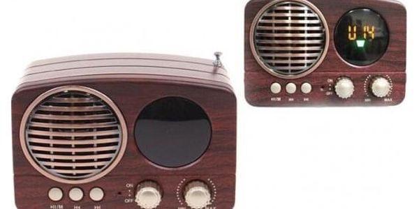 Retro rádio MK 616BT