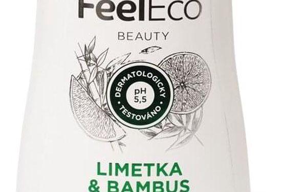Dárkový balíček Kosmetika Feel Eco Sprchové gely: Granátové jablko 300ml, Šampony: Suché vlasy, Kosmetika: Krabička kosmetiky Feel Eco3