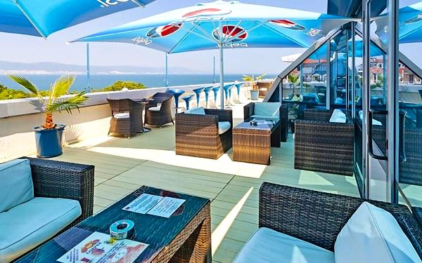 Hotel Sol Marina Palace, Burgas, letecky, all inclusive4