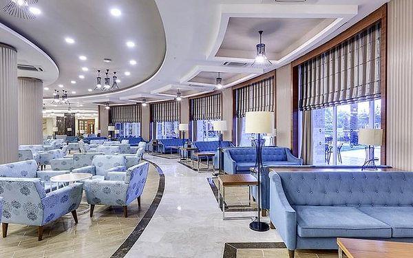 Hotel Sherwood Exclusive Lara, Turecká riviéra, letecky, ultra all inclusive3