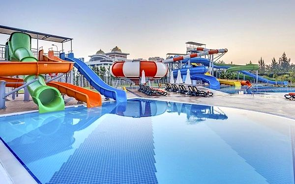 Hotel Sherwood Exclusive Lara, Turecká riviéra, letecky, ultra all inclusive4