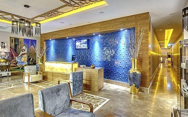 Hotel Sherwood Exclusive Lara, Turecká riviéra, letecky, ultra all inclusive5
