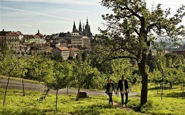 Praha na 3-7 dnů, snídaně v ceně