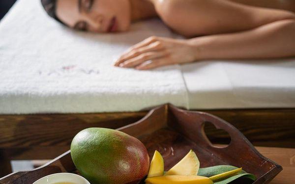 Mangová olejová masáž, Brno, 1 osoba, 90 minut5