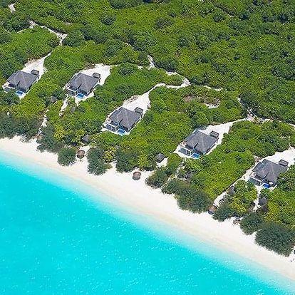 Maledivy letecky na 7-10 dnů, snídaně v ceně