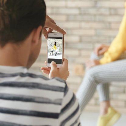 On-line kurz focení mobilem: doživotní přístup k videím