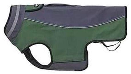 Obleček Softshell Šedá/Zelená 48cm L KRUUSE