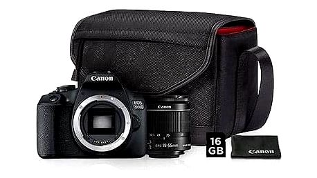 Digitální zrcadlovka Canon EOS 2000D + 18-55mm Value Up Kit