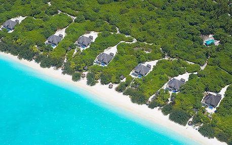 Maledivy letecky na 7-11 dnů, snídaně v ceně