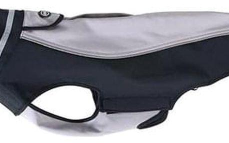 Obleček Softshell Tm.pudrová/Černá 20cm XXS KRUUSE