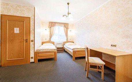 Křivoklátsko: Hotel Lions *** s neomezeným wellness, procedurami a all inclusive stravou s nápoji a zmrzlinou