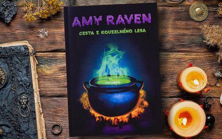 Kniha Amy Raven: Cesta z Kouzelného Lesa s dárkem