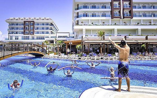 Hotel Adalya Ocean Deluxe, Turecká riviéra, letecky, ultra all inclusive5
