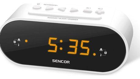 SRC 1100 W Radiobudík Sencor