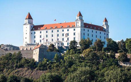 Bratislava, vinná cesta a termály