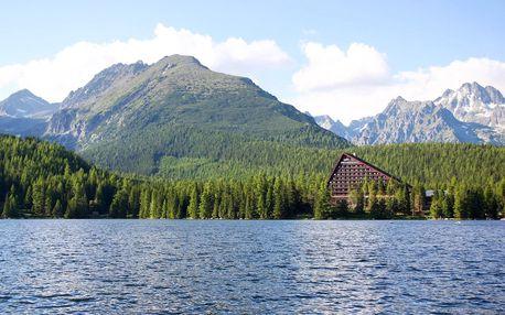 Národní parky Slovenska a termální lázně