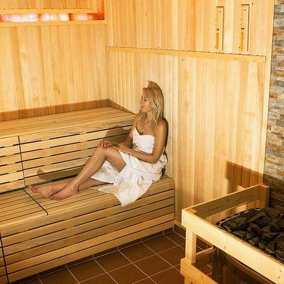 Dopoledne v SaunaBaru: finská, bio i herbal sauna