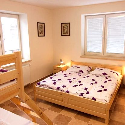 Vysočina: Red Pine Apartments