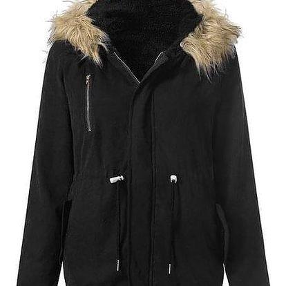 Dámská bunda s kapucí Gusty