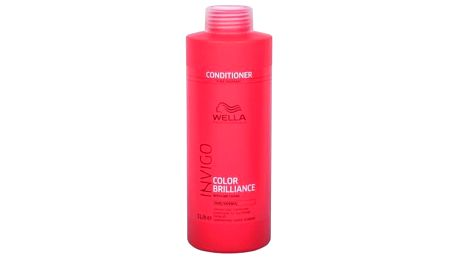 Wella Professionals Invigo Color Brilliance 1000 ml kondicionér pro barvené jemné vlasy pro ženy