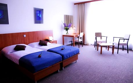 Praha a okolí: Academic Hotel & Congress Centre