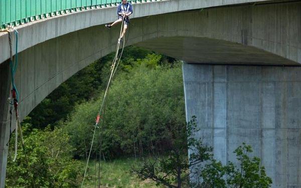 Bungee jumping - Kieneova houpačka2