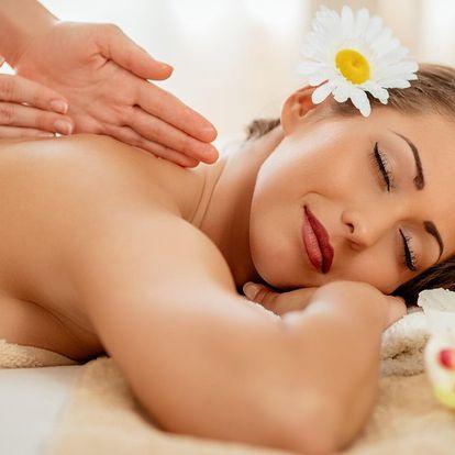 Másáž na míru: výběr ze 6 energizujících masáží