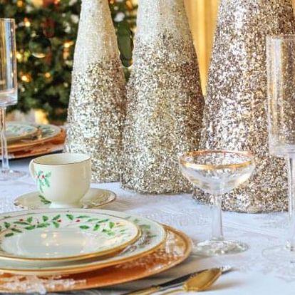 Vánoční Mariánské Lázně: Parkhotel Golf **** se štědrovečerním menu, cukrovím i punčem + wellness a procedury