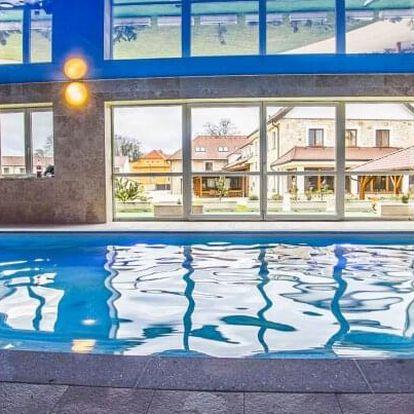 Pobyt na Křivoklátsku v Hotelu Lions *** s neomezeným wellness, procedurami a polopenzí se zmrzlinovým bufetem