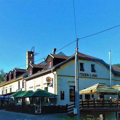 Orlické hory: Penzion a restaurace U Jana