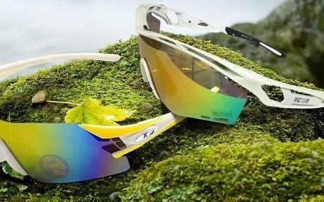 Sportovní polarizační brýle VICTORY: 6 variant