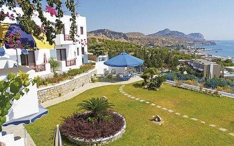 Řecko - Rhodos letecky na 6-15 dnů