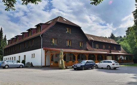 Vysočina: Balónový hotel Radešín