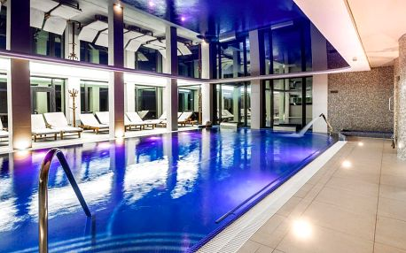 Zima a jaro v Zámku Lužec Spa & Wellness Resort****