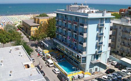 Itálie, Emilia Romagna | Hotel Armstrong*** 50 m od pláže | Dítě do 7 let zdarma