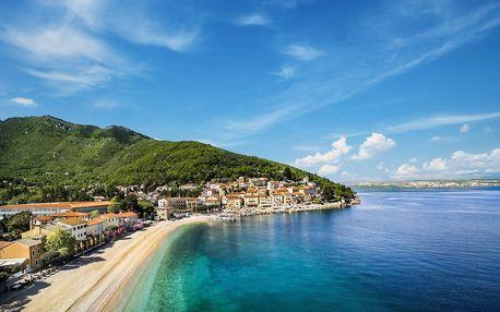 Zájezd Chorvatsko, Opatija | Jednodenní koupání | Oceněná pláž | Autobusový zájezd