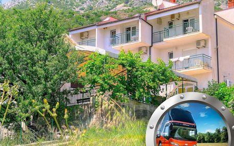Zkrácená dovolená Brist | Villa Jelena*** | Doprava v ceně | Dítě do 11,99 let zdarma | Polopenze