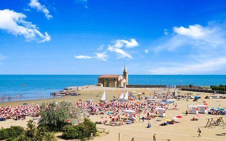 Jednodenní koupání u moře | Itálie, Caorle | Autobusový zájezd