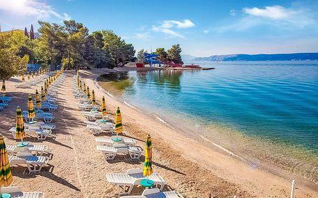 Jednodenní koupání u moře | Chorvatsko, Crikvenica | Oceněná pláž | Autobusový zájezd