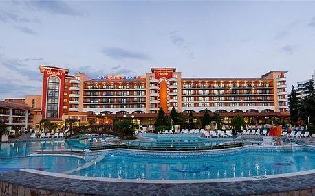 Bulharsko - Slunečné pobřeží letecky na 8-12 dnů, all inclusive