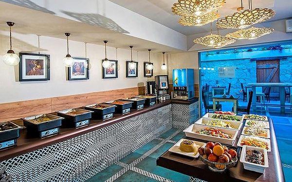 Hotel Anesis Blue Boutique, Kréta, letecky, snídaně v ceně2