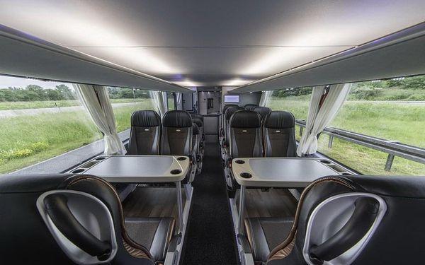Autobusem bez stravy  Od 6. 7. (Út) do 6. 7. 2021 (Út)3