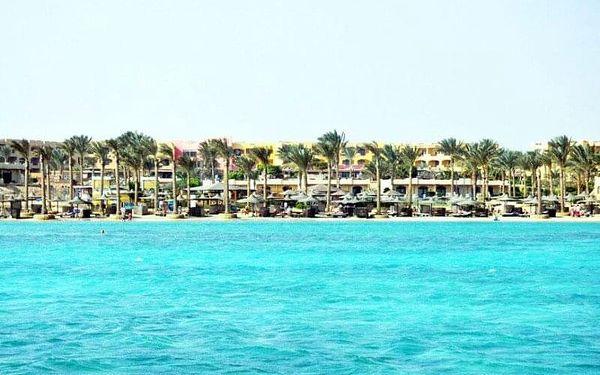Elphistone Resort, Marsa Alam, Egypt, Marsa Alam, letecky, all inclusive2