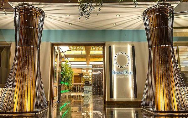 Hotel Anesis Blue Boutique, Kréta, letecky, snídaně v ceně4