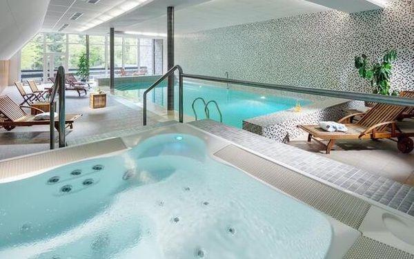 Luxusní wellness pobyt s bazénem a saunou ve Špindlu 3 dny / 2 noci, 2 os., snídaně2