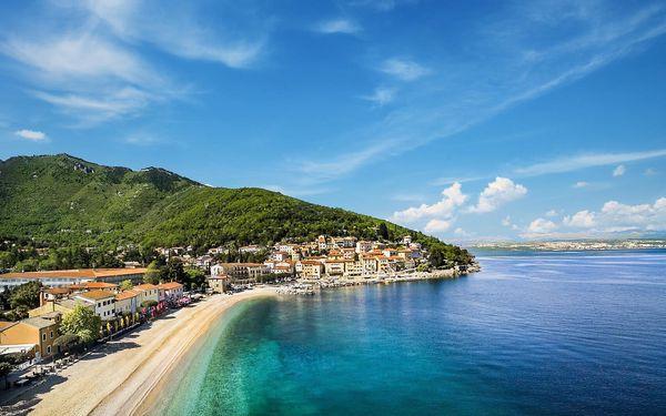 Zájezd Chorvatsko, Opatija   Jednodenní koupání   Oceněná pláž   Autobusový zájezd