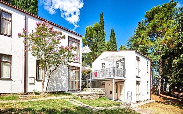 Chorvatsko, Poreč | Apartmány Astra** | Možnost polopenze | Pláž 100 m | Vhodné pro rodiny s dětmi