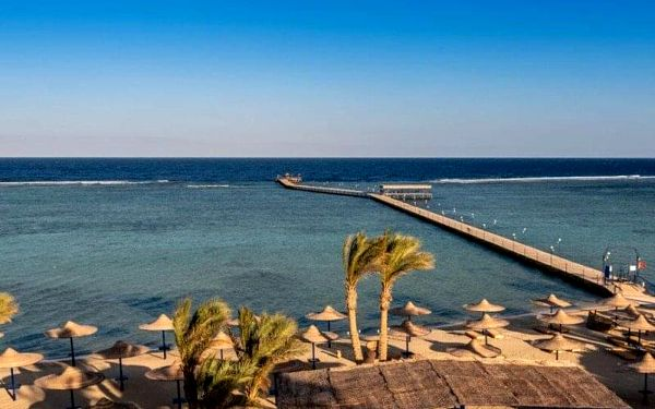 Bliss Marina Beach Resort, Marsa Alam, Egypt, Marsa Alam, letecky, all inclusive5