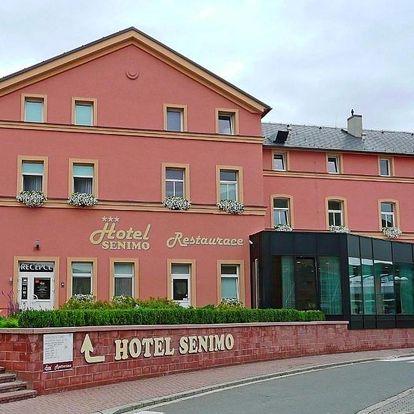Olomouc, Olomoucký kraj: Hotel Senimo
